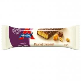Barrita de cacahuete y caramelo