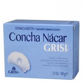 Dermojabón Concha Nácar