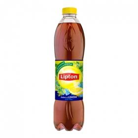 Refresco de té Lipton sabor limón botella 1,5 l.