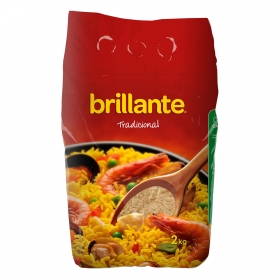 Arroz largo Brillante 2 kg.
