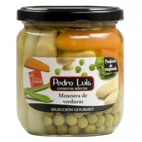 Menestra de verduras Pedro Luis 210 g.