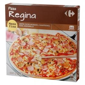 Pizza Regina masa fina Carrefour 365 g.