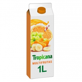 Zumo multifruta natural exprimido