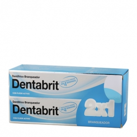 Dentífrico blanqueador