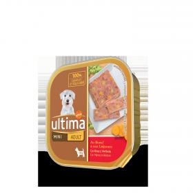 Alimento Perro Húmedo Mini Senior Buey