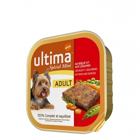 Comida de Buey Humeda para Perros