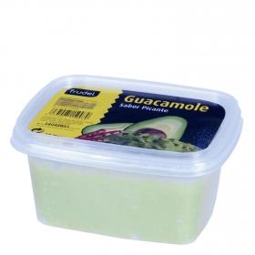 Guacamole picante Frudel 200 g.