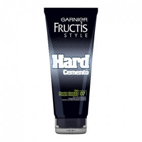 Gel fijación absoluta Style Hard Garnier Fructis 200 ml.