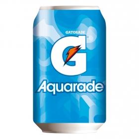 Bebida Isotónica Aquarade sabor limón lata 33 cl.