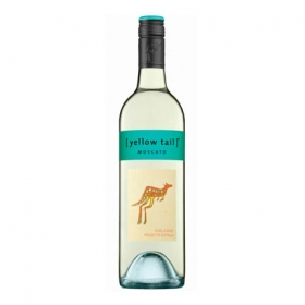 Vino Australiano Moscato Yellow Tail 75 cl.