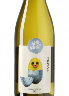 Hello World Viognier Blanco 2017