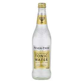 Tónica Fever Tree Premium Indian botella