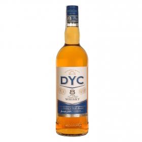 Whisky Dyc 8 años 1 l.