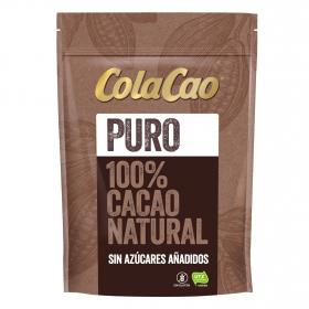 Cacao soluble puro Cola Cao sin gluten 250 g.