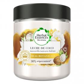 Mascarilla de leche de coco Herbal Essences 250 ml.