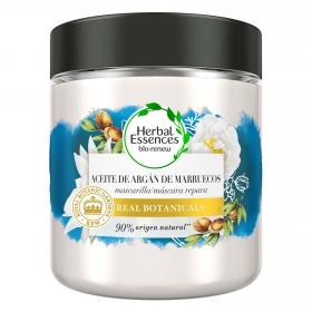 Mascarilla de aceite de argán Herbal Essences 250 ml.
