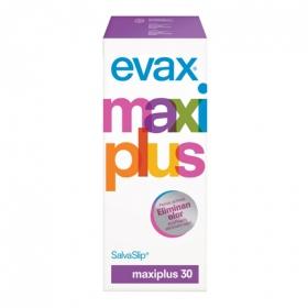Protegeslip maxi plus Evax 30 ud.
