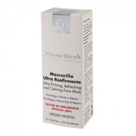 Mascarilla Ultra Reafirmante e Hidratante de Efecto hidratante, anti-fatiga y reparador
