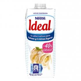 Leche evaporada desnatada Nestlé - Ideal 525 g.