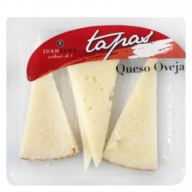 Tabla de queso de oveja en tapas Juan Luna 75 g