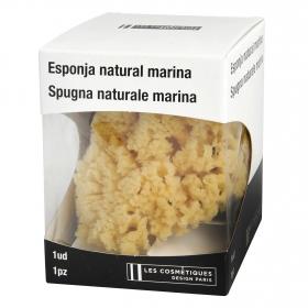 Esponja Natural marina Les Cosmétiques 1 ud.
