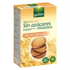 Galleta María dorada sin azucares añadidos