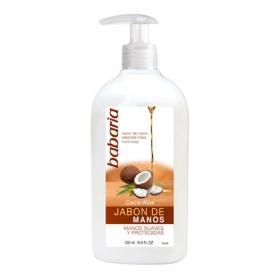 Jabón de manos de coco Babaria 500 ml.