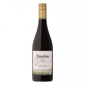 Vino D.O. Rioja tinto ecológico Faustino 75 cl.