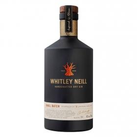 Ginebra Whitley Neill premium 70 cl.
