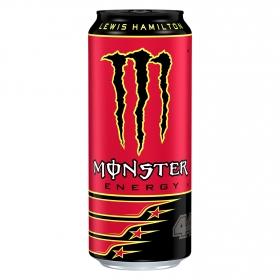 Bebida energética Monster Lewis Hamilton 50 cl.