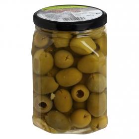 Aceitunas manzanilla deshuesada Aperitivo 350 g