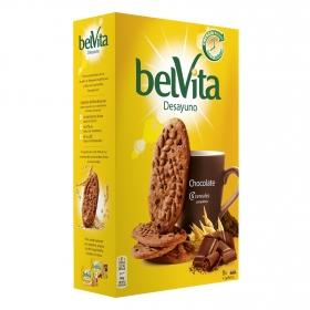 Galletas de cereales y chocolate Fontaneda 400 g.