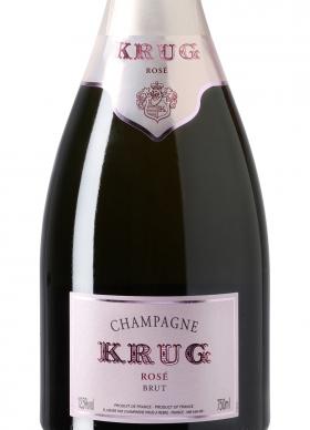 Krug Rosé Champán rosado