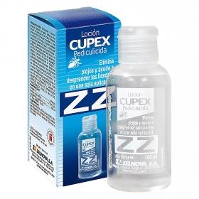 Loción Cupex antiparasitos