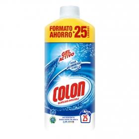 Detergente líquido Colon 25 lavados.