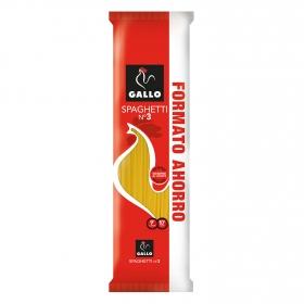 Spaghetti nº3 Gallo 750 g.