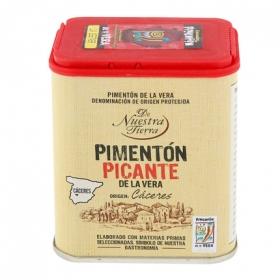 Pimentón picante de la Vera - Sin Gluten - De Nuestra Tierra