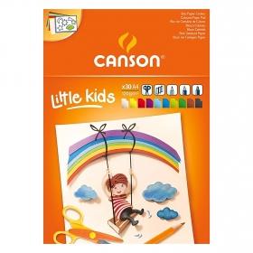 Bloc Cartulina Colores Kids