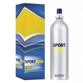 Agua de colonia Sport Man 250 ml.