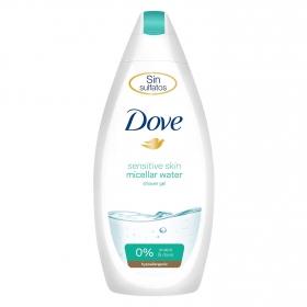 Gel de ducha  agua micelar piel sensible