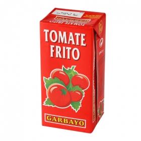 Tomate frito brik