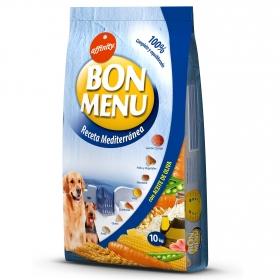 Comida para perros receta mediterránea