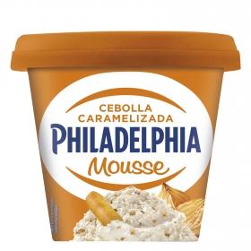 Mousse de cebolla caramelizada Philadelphia 130 g.