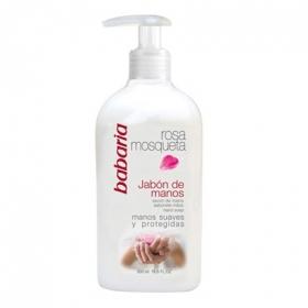Jabón de manos Rosa Mosqueta