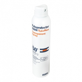 Fotoprotector Pediatrics transparente spray FP 50+