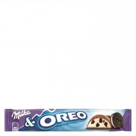 Chocolatina Oreo Milka 37 g.