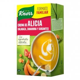 Crema de calabaza, zanahoria y guisantes Knorr 1 l.