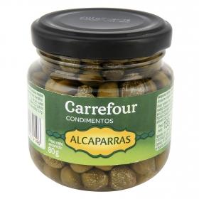 Alcaparras Carrefour 80 g.
