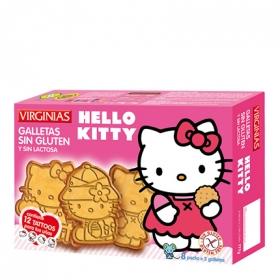 Galletas sin Gluten y sin Lactosa Hello Kitty