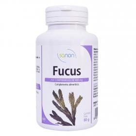 Fucus comprimidos Sanon 200 ud.